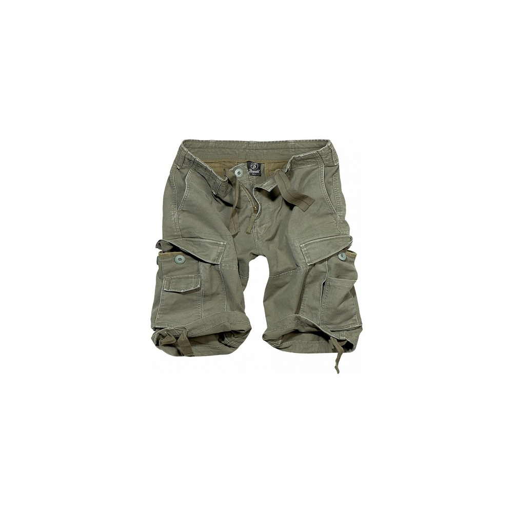 Brandit Vintage Classic Shorts oliv