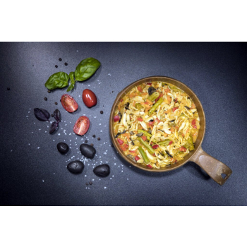 Pasta and Vegetables, Tactical Foodpack