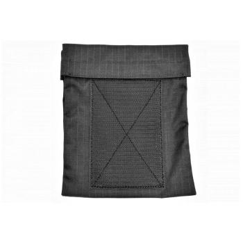 Side ballistic pocket 8 x 6 in., black, Fenix Protector