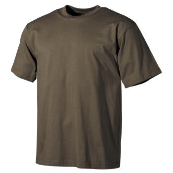 Tričko US T-Shirt, krátký rukáv, XL, MFH