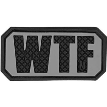 Nášivka Maxpedition WTF Patch