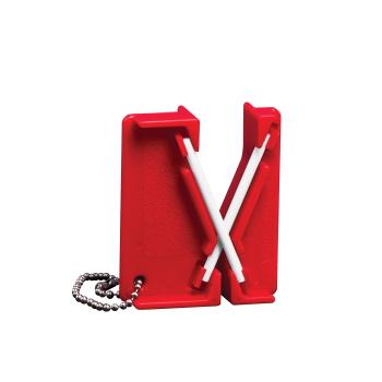 Protahovací kapesní brousek Mini Crock Stick, Lansky