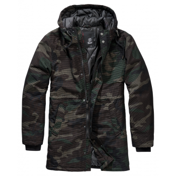 Men's jacket Grid-Camo Parka, Brandit