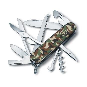 Folding knife Victorinox Huntsman, Camo