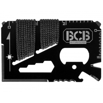 Karta Pocket Survival Tool, BCB