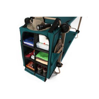 Látková skříňka Cabinet, Disc-o-bed