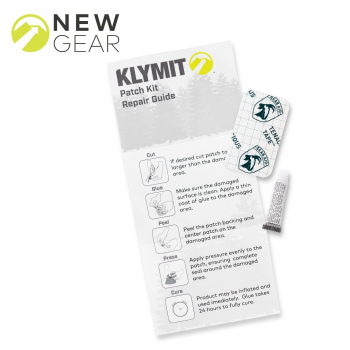 Patch Kit for inflatable sleeping pads repair, Klymit