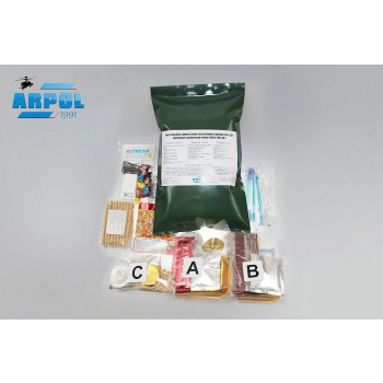 Firefighting food package RS, Arpol