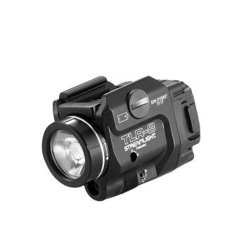 Podvěsná svítilna Streamlight TLR-8, červený laser