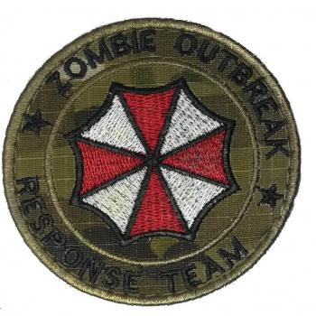 "Applique ""Zombie Outbreak Response Team"""