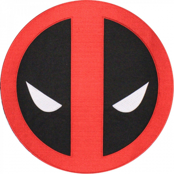 PVC nášivka Logo Deadpool