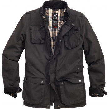 Autumn Jacket Xylontum Outdoor, black, Surplus