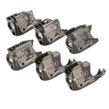 Svítilna Streamlight TLR-6, univerzální set - LED/laser modul + 6 těl TLR-6