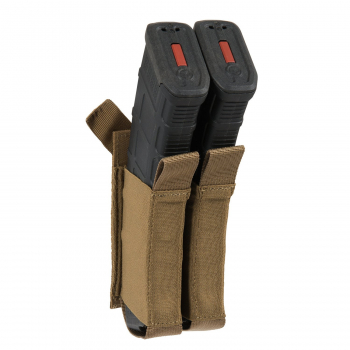 Double Rifle Magazine Insert VIS® - Polyester, Coyote, Helikon