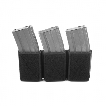 Triple Velcro Mag Pouch 5.56mm, Warrior