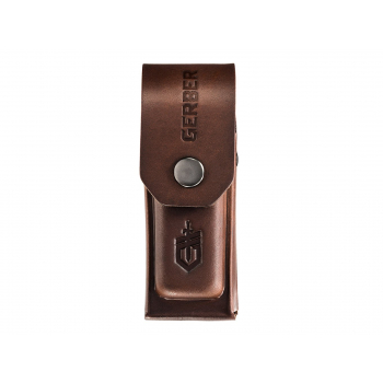 Gerber Center-Drive Leather Sheath