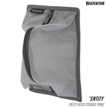 Entity™ Hook & Loop Mesh Storage Panel, Grey, Maxpedition