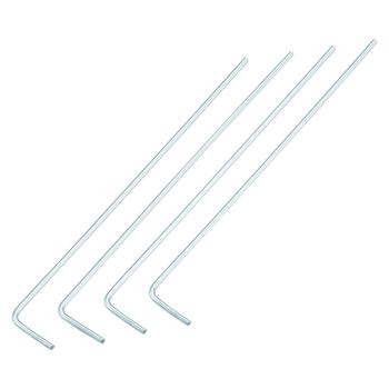 Sada vodících tyčí Guide Rods, 4 ks, Lansky