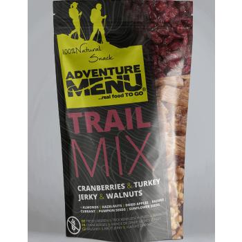 Trail Mix – Cranberry, Turkey, Walnuts, 100 g, Adventure Menu