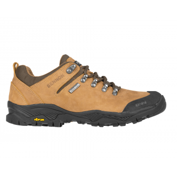 Leather hiking shoe Terenno Low, Bennon