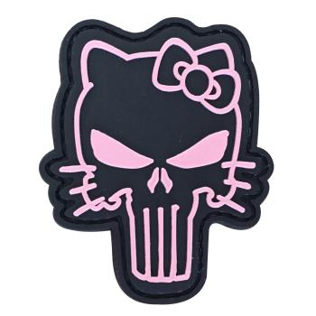 PVC nášivka - Hello Kitty