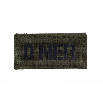 IR znak AČR - 0 NEG, vz. 95