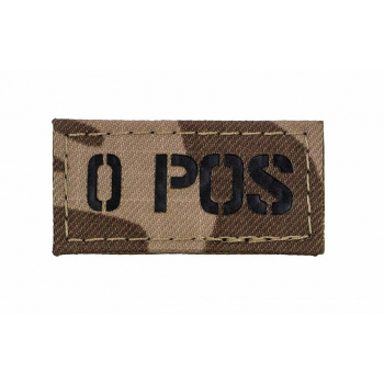 IR znak AČR - 0 POS, vz. 95 pouštní
