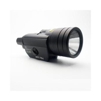 Pistolový laser se svítilnou Holosun LS210G – zelený