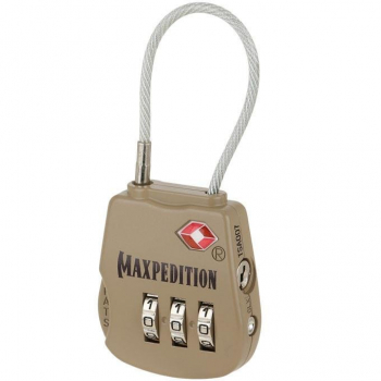 Tactical Luggage Lock, Maxpedition