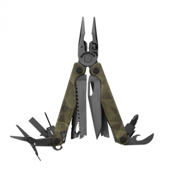 Multi-Tool Charge Plus, Camo Forest, Leatherman