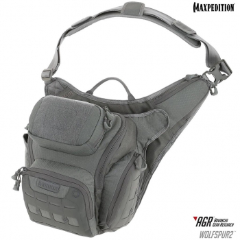 Crossbody Shoulder v2.0 Wolfspur, 11 L, Maxpedition