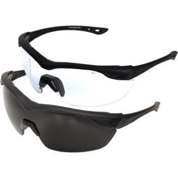 Brýle Edge Tactical Overlord - sada 2 výměnných skel, G-15, CLEAR