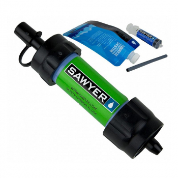 MINI Filtration System, green, Sawyer