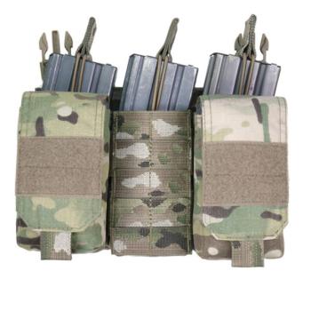 Detachable front panel Mk1 (3x 5.56 mag pouch + 2x uni pouch), Warrior