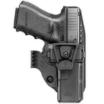 Vnitřní pouzdro pro Glock 26, 27, klip J Hook, Fobus