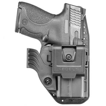 Vnitřní pouzdro pro SW Shield 9 mm, .40 cal, klip J Hook, Fobus