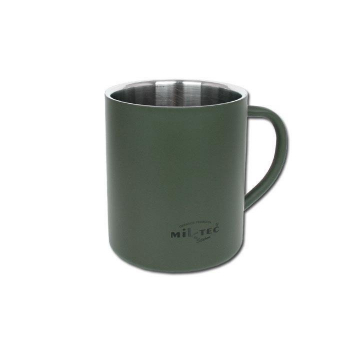 Double-walled mug Insulated, 450ml, Mil-Tec