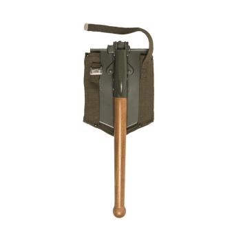 Skládací polní lopatka, s obalem, Mil-Tec