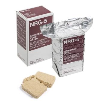 Notration NRG-5 Emergency Food Ration, 500gr, Mil-Tec