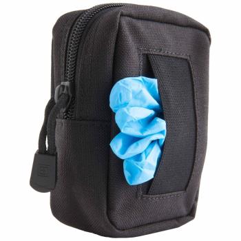 Disposable Glove Pouch, Black, 5.11