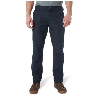 Pánské kalhoty Edge Chino, Dark Navy, 5.11