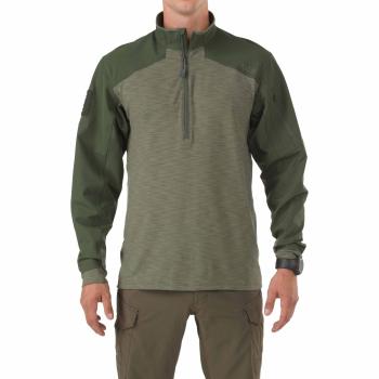 Rapid Half Zip Combat Shirt, 5.11