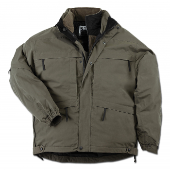 Tactical Concealed Carry Parka Agressor, 5.11