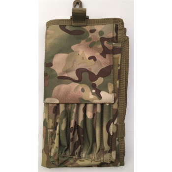 Pouzdro na mapu Patrol Commander's Map Case, Multicam, BCB