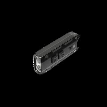 Kapesní svítilna na klíče Nitecore TIP SE, černá