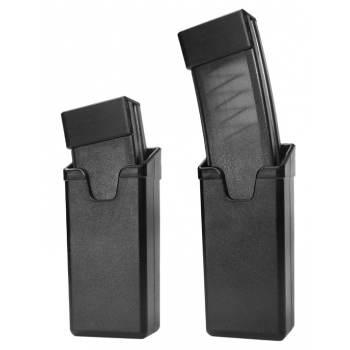 Rotating case for two CZ Scorpion EVO / GP Stribog magazines