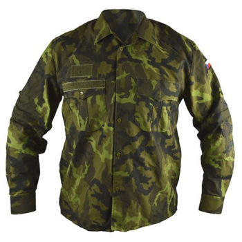 Košile AČR vz. 95 les