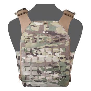 Laser Cut Assaulters Back Panel, Warrior