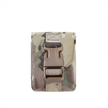 Laser Cut Grenade Pouch, Warrior