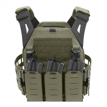 Low Profile Plate Carrier Laser Cut V2 MK1 LPC, Warrior